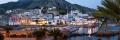 sunset Sant'Angelo Ischia Island