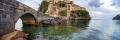 the bay of Aragonese castle