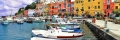 the colors of Ischia