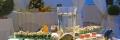 Tavolo del mare in Piscina